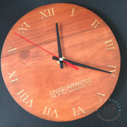 Full Engraved Pallet Clock