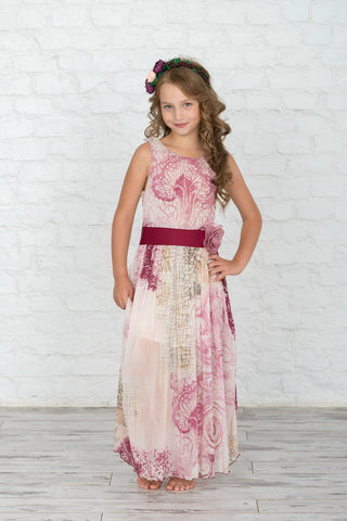 Four Winds Flower Girl Dress