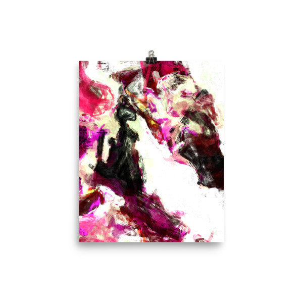 Print - Abstract Panties