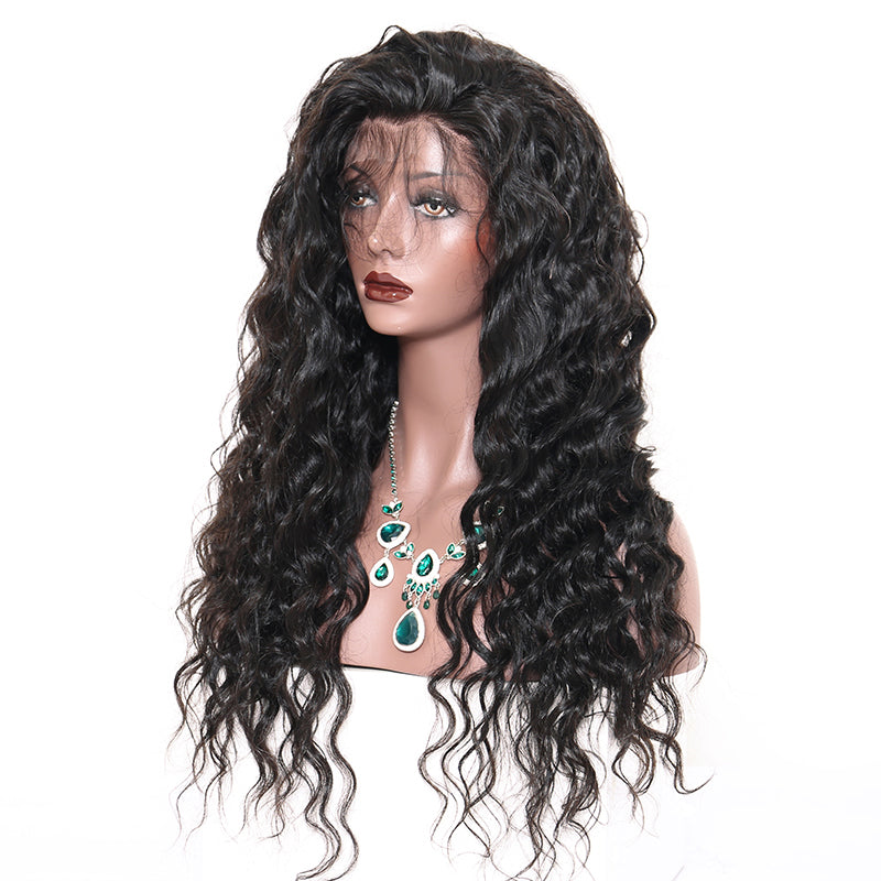Pre Plucked Full Lace Human Hair Wigs