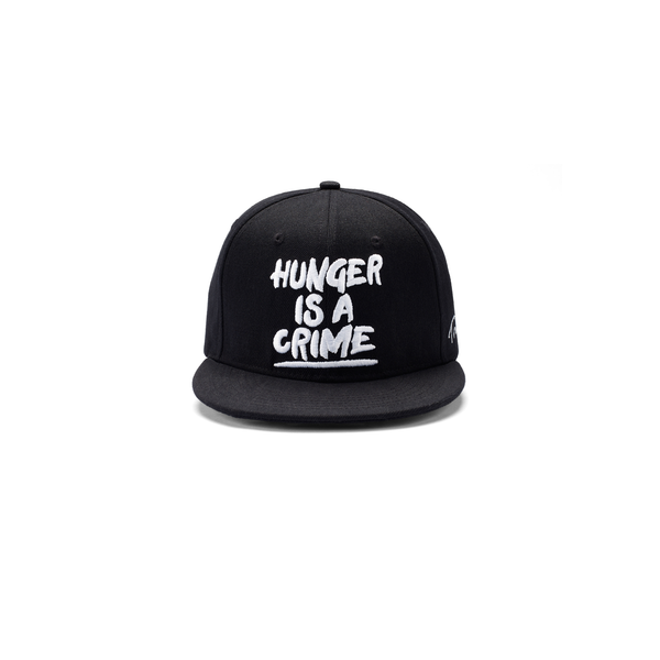 "2018 Tom Morello ""Hunger Is A Crime"" Baseball Hat"