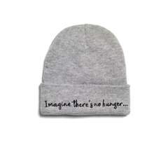 "2018 John Lennon ""Imagine"" Knit Beanie"