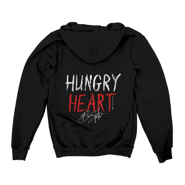 "Bruce Springsteen ""Hungry Heart"" Zip Hoodie"