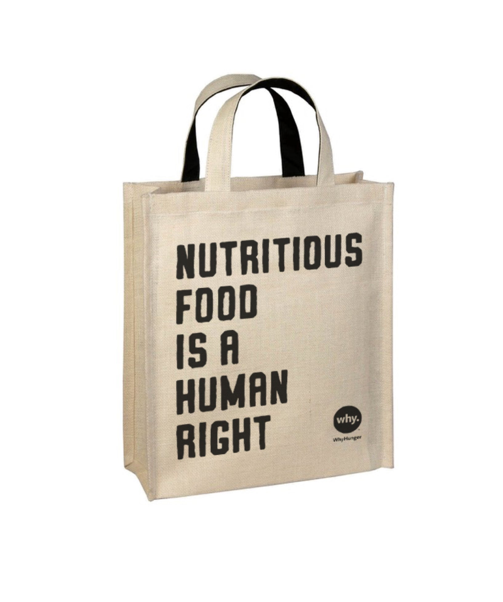 WhyHunger Tote