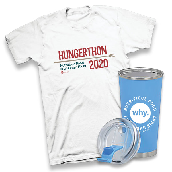 WhyHunger Fan Pack