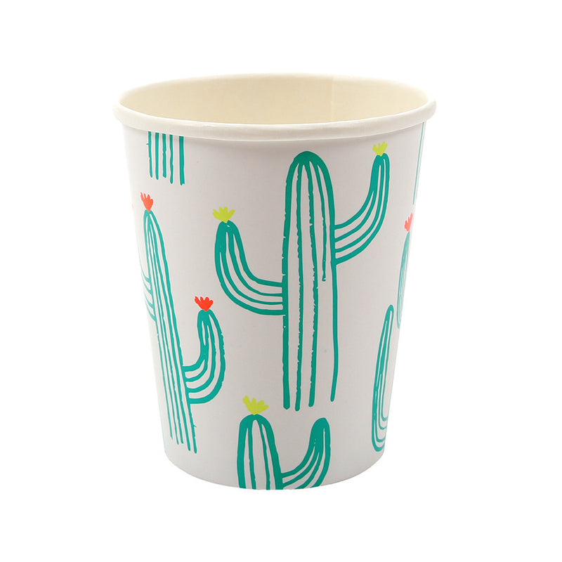Blooming Cactus Cups