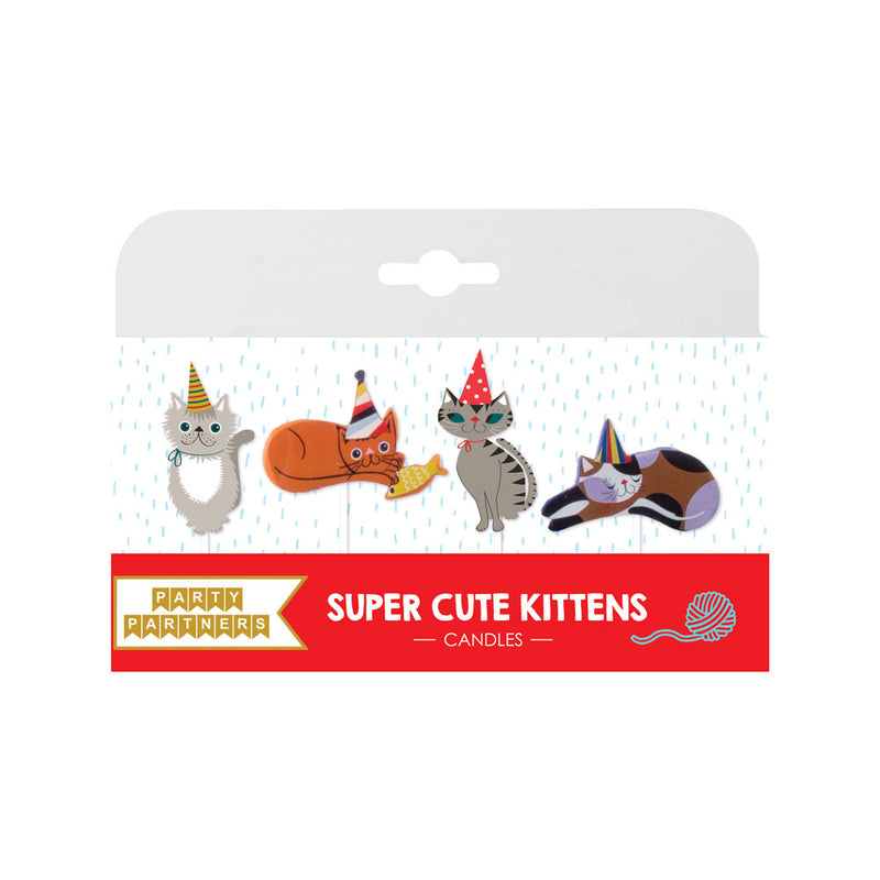 Cat Candles - Small