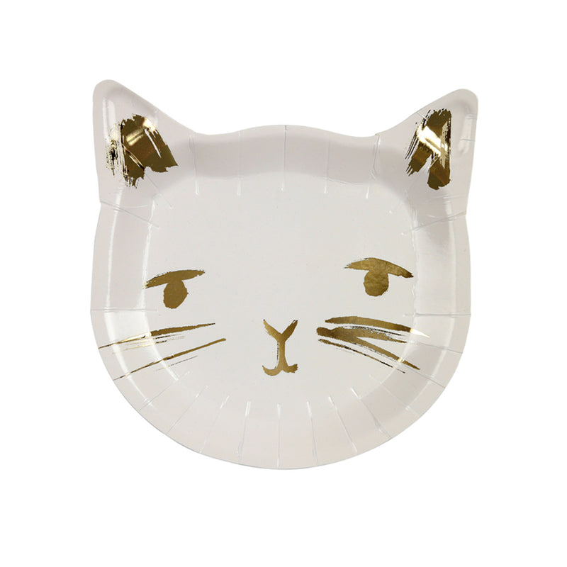 Cat Plates - Small