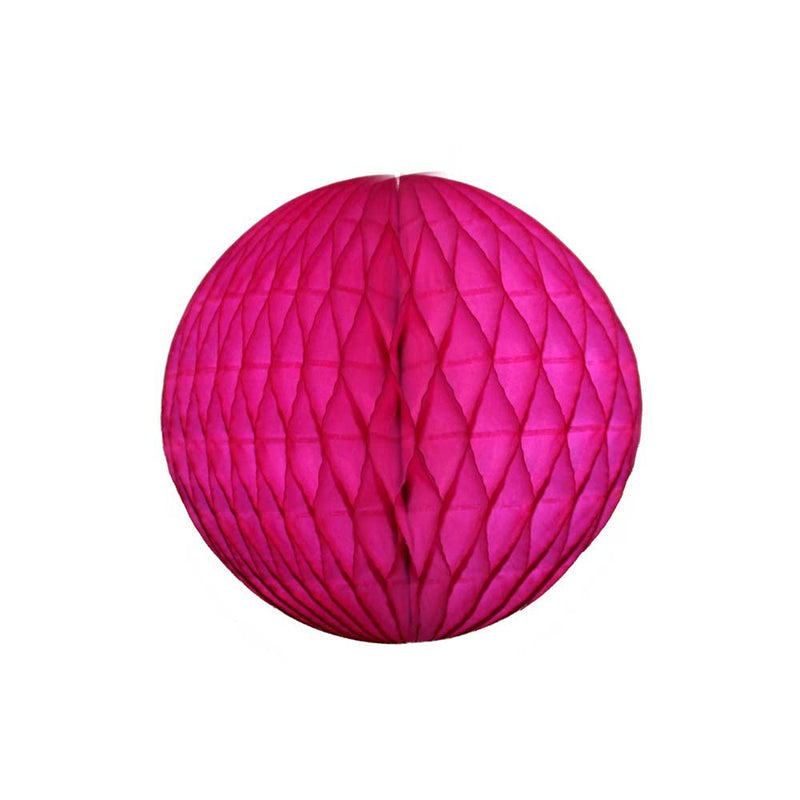 Fuchsia Honeycomb Ball - 5""