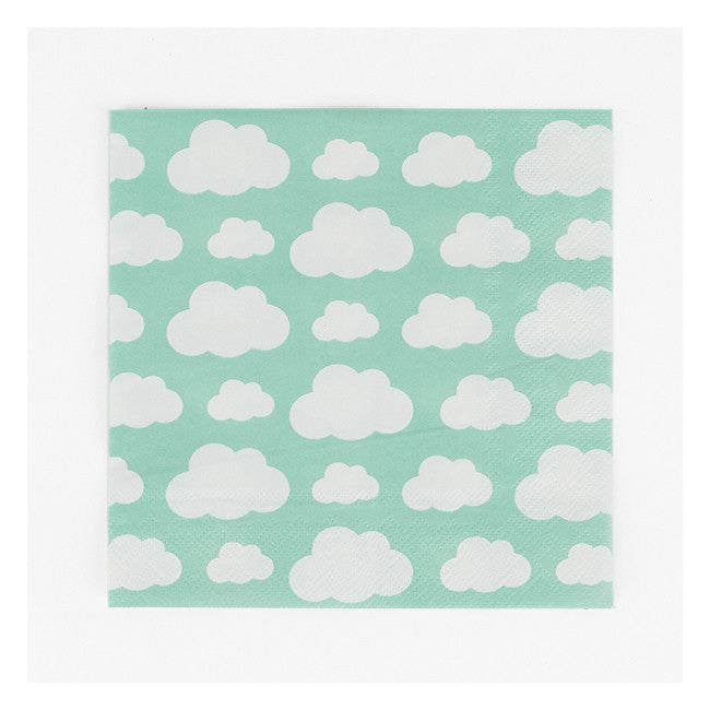 Cloud Napkins