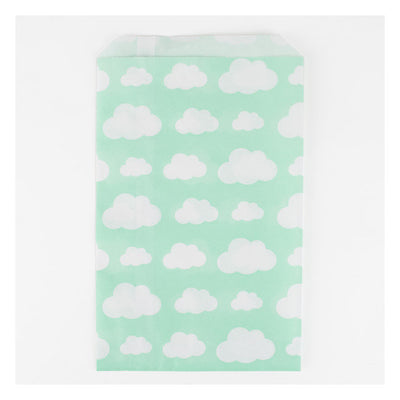 Cloud Paper Favor Bags - Large