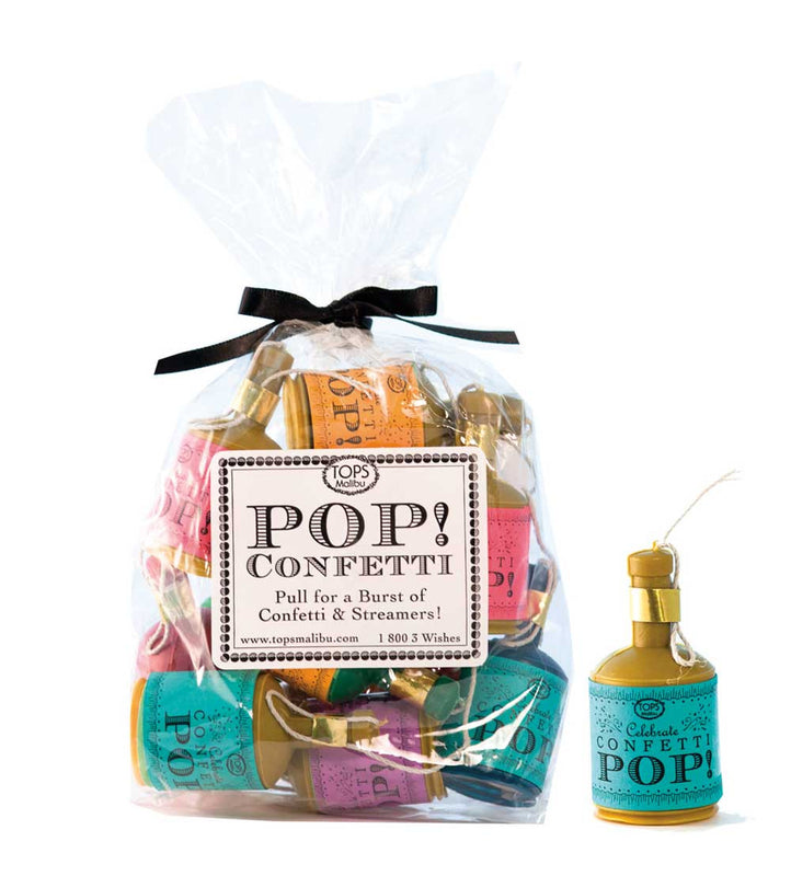 SALE: Confetti POP Party Poppers