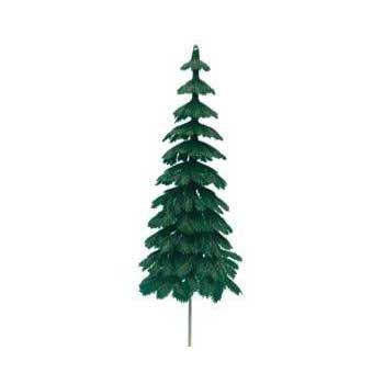 SALE: Evergreen Tree Cake Toppers - Large