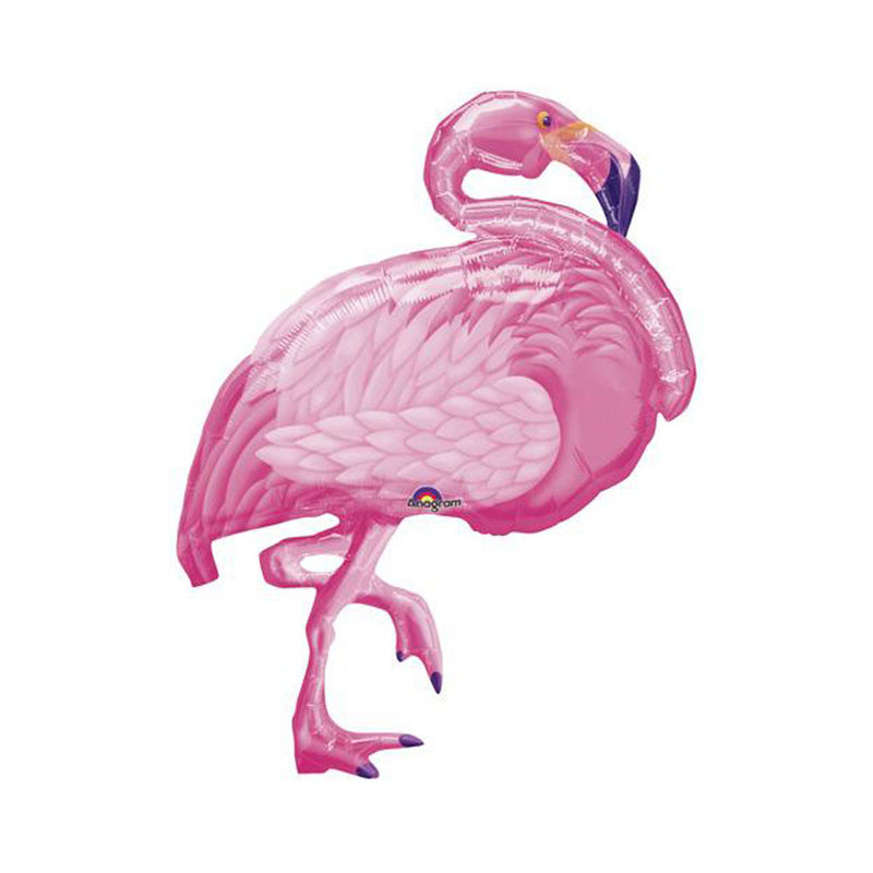 Flamingo Balloon - Mylar