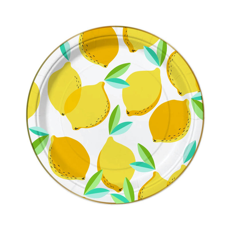 Lemon Plates - Small