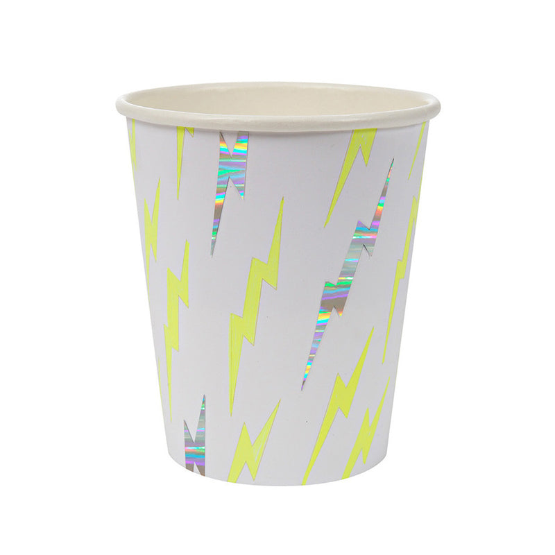 Lightning Bolt Cups
