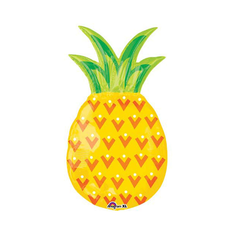 Pineapple Balloon - Mylar