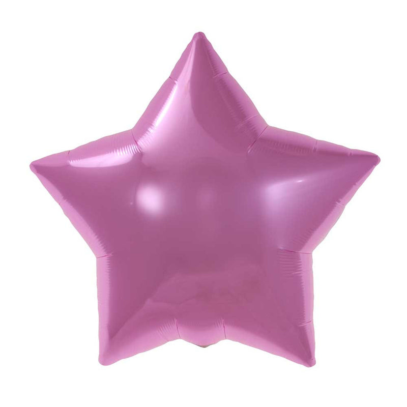 SALE: Pink Star Balloon - Mylar