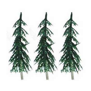 SALE: Evergreen Tree Cake Toppers - Small