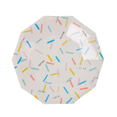 Sprinkles Plates - Small