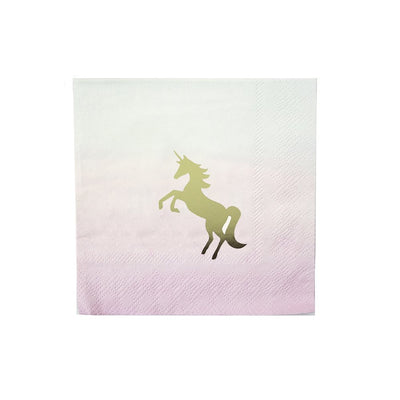 Unicorn Napkins - Small