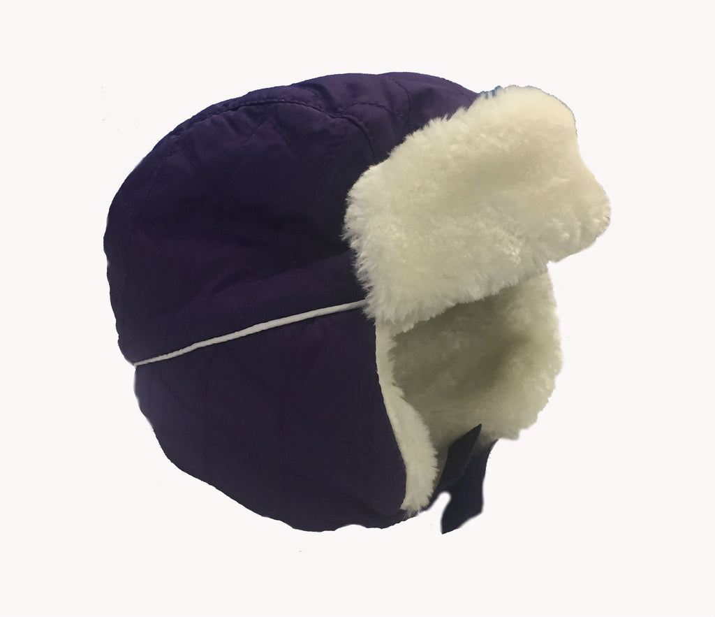 Calikids Girls Aviator Hat