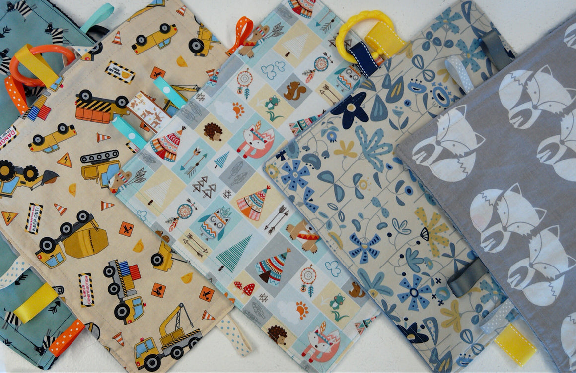 Dragonfly Dreams Taggie Blankets