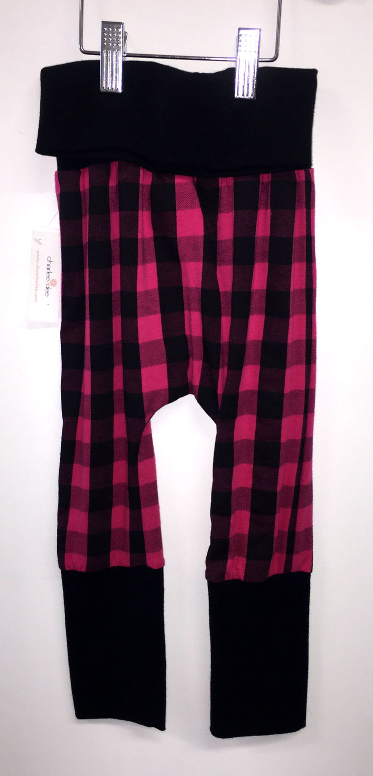 Buffalo Plaid - Pink