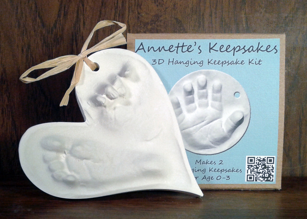 Annette's Keepsakes 3D Hanging Keepsake Kit