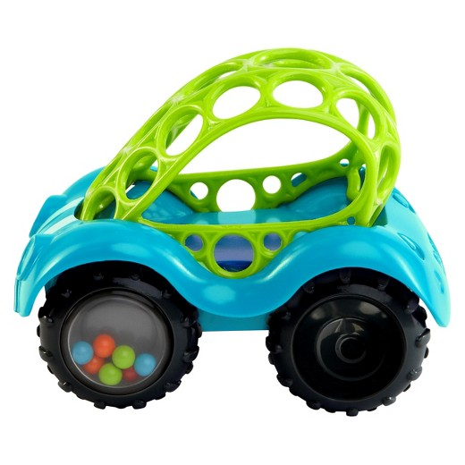 O-ball Rattle & Roll Car