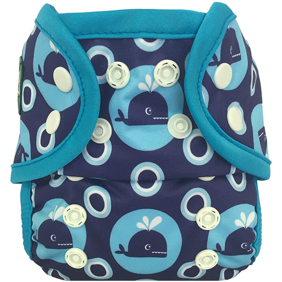 Bummis/Mini-Kiwi O/S Swim Diaper