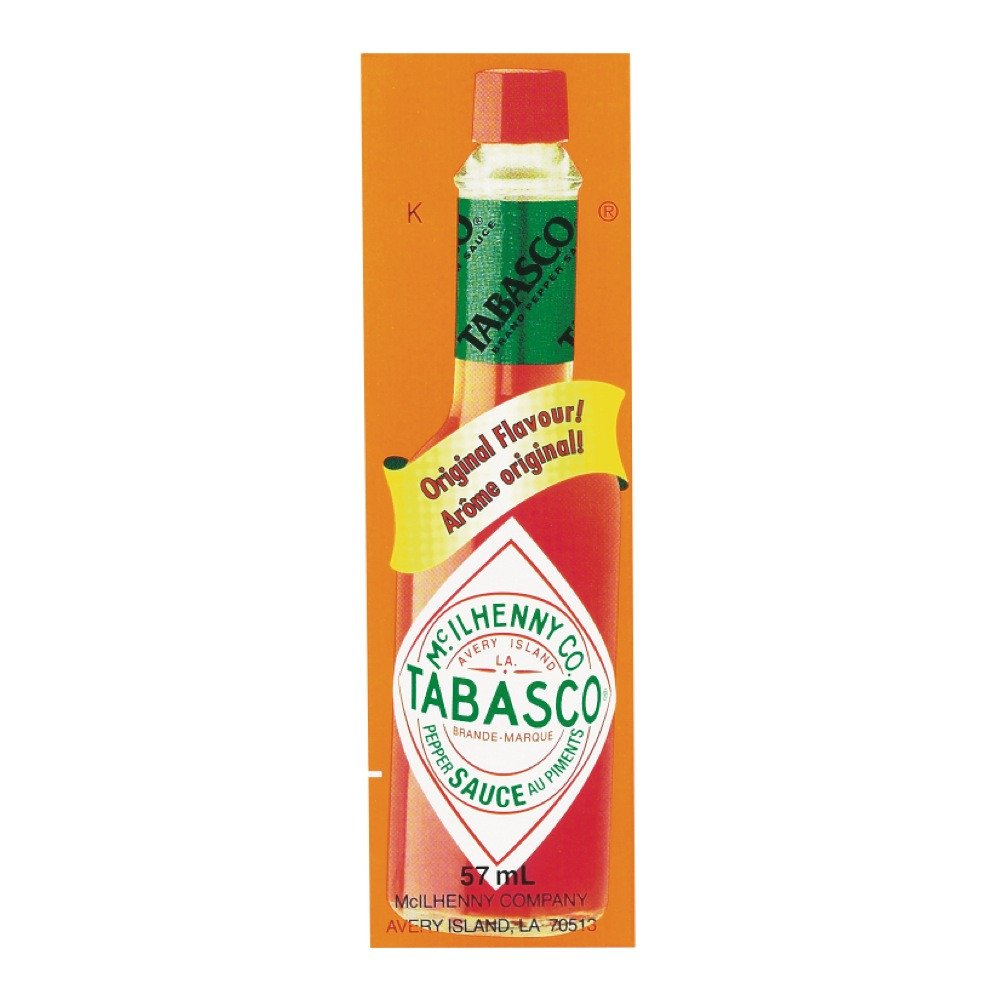 TABASCO SAUCE AU PIMENTS 57 ML