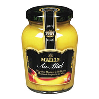 MAILLE MOUTARDE DIJON MIEL 200 ML