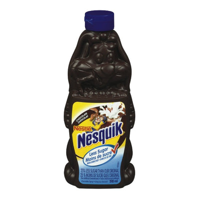 NESQUICK CHOCOLAT 1/3 MOINS SUCRE  510 ML