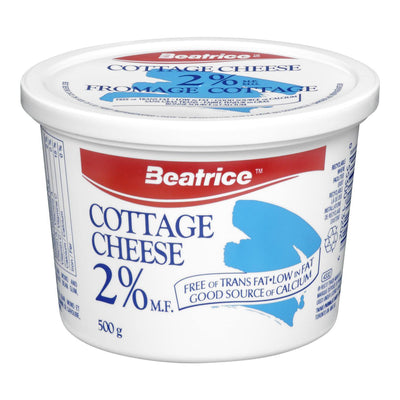 BEATRICE CHEESE COTTAGE 2% 500 G