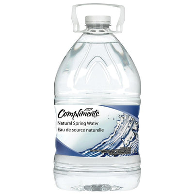 COMPLIMENTS EAU DE SOURCE 4 L