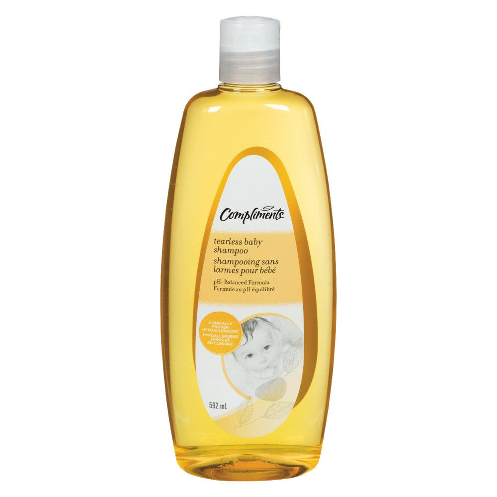 COMPLIMENTS BABY SHAMPOO 592 ML