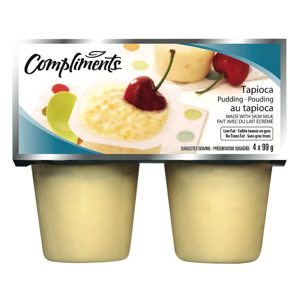 COMPLIMENTS POUDING TAPIOCA 99 G