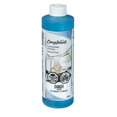 COMPLIMENTS COMBUSTIBLE DE FONDUE 500 ML