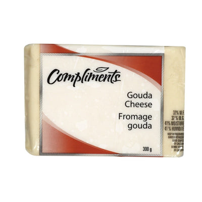 COMPLIMENTS FROMAGE GOUDA 300 G