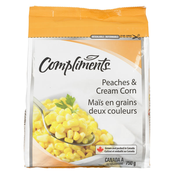 COMPLIMENTS MAIS GRAINS DEUX COULEURS 750 G