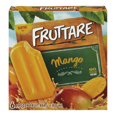 FRUTTARE BARRE MANGUE 6X60 ML