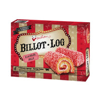 VACHON CAKES JELLY SPONGE LOG 6S 288 G