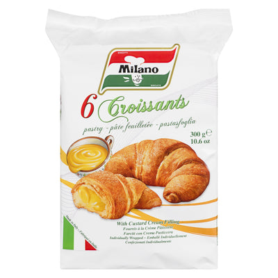 MILANO CROISSANT CREAM OF PATISSIERE 300 G