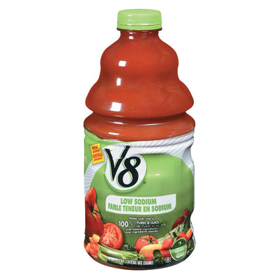 V-8 COCKTAIL LÉGUMES FAIBLE SODIUM 1.89 L