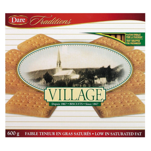 DARE BISCUIT VILLAGE 600 G