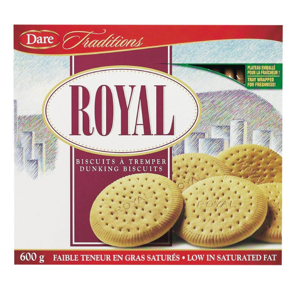 DARE BISCUIT ROYAL 600 G