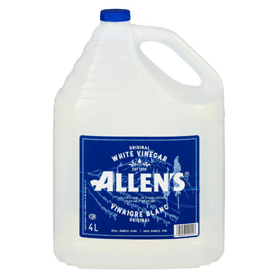 ALLENS VINEGAR WHITE ORIGINAL 4 L
