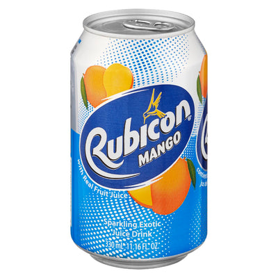 RUBICON MANGO FRUIT DRINK 330ML