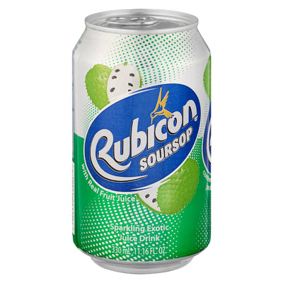 RUBICON COROSSOL FRUIT DRINK 330ML